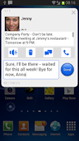 Screenshot of Sprint Enterprise Messenger