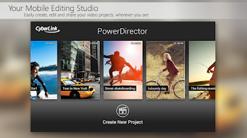 Screenshot of PowerDirector - Bundle Version