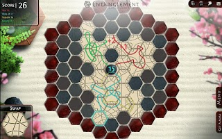 Screenshot of Entanglement Beta