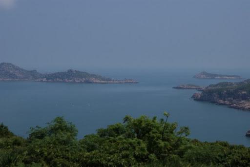 08夏温州平阳南麂岛4日游