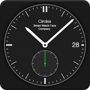 Classic Watch Face for Wear