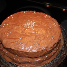 Delish & Fluffy Chocolate Frosting
