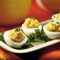 Smarty egg's- My version of deviled egg
