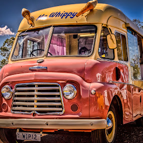 Mr Whippy by Esther Visser - Transportation Automobiles (  )