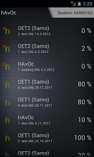 hAvOc FE