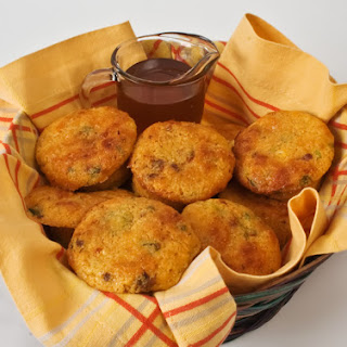 Garlic Corn Bread Muffins Recipes