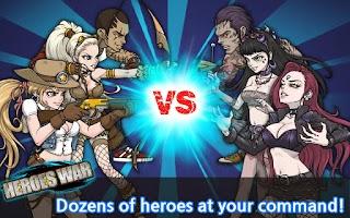 Screenshot of Heroes War™