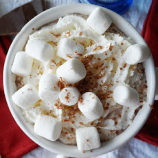 Cocoa with Whipped Cream Vodka