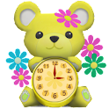 YellowBear ClockWidget icon