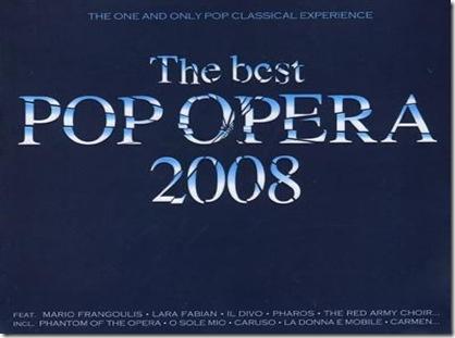 The Best POP Opera 2008