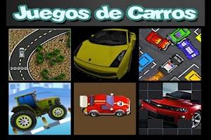 Screenshot of Juegos de Carros