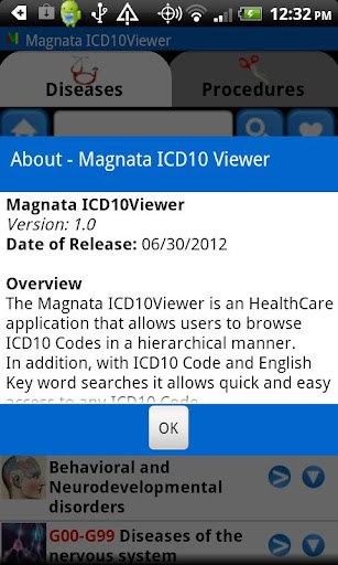 ICD10 Viewer - Magnata
