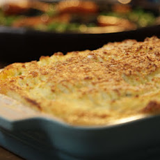 Shepherd's Pie With Cheese Champ Topping
