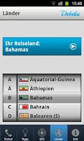 Screenshot of Auslands-SOS