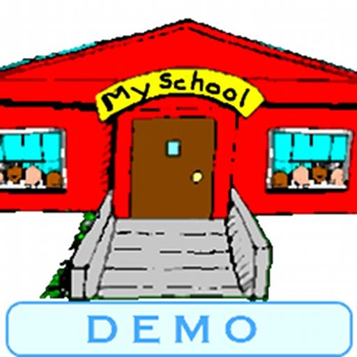 Learn ABC at My School (Demo) LOGO-APP點子