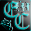ElectricCyan NG for CM9/CM10 icon