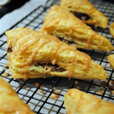 Easy Pumpkin Turnovers
