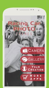 My Racing Car Photo Frames - screenshot