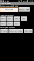 Screenshot of Hinário CCB Virtual Nº4