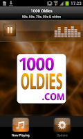 Screenshot of 1000 Oldies