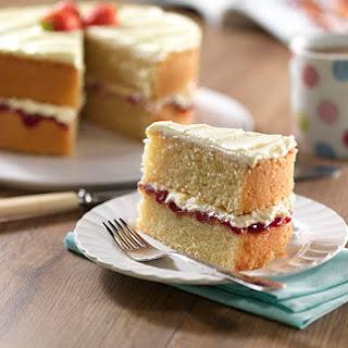 Sponge Cake Margarine Recipes