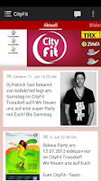 Screenshot of CityFit Troisdorf