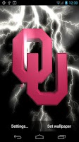 Screenshot of Oklahoma Sooners Pix & Tone