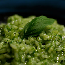 Summer Herb Risotto