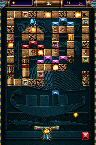 blocks-of-pyramid-breaker-free for android screenshot