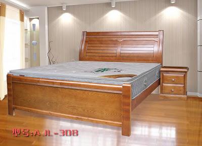 卧室家具床 古典欧式床