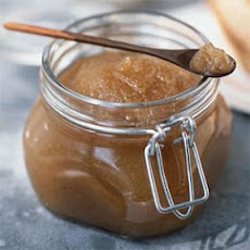 Ginger Cardamom Pear Butter