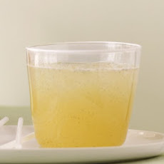 Sparkling Roasted Vanilla Lemonade