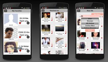 Screenshot of Odating - Free Dating App