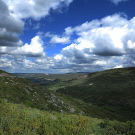 Earth day by Gil Reis - Landscapes Cloud Formations ( clouds, hills, sky, nature, earth, portugal )