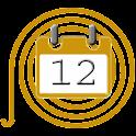 Calendario Chile PRO icon