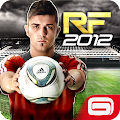 Game Real Football 2012 version 2015 APK