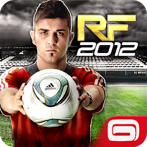 Cover art Real Football 2012