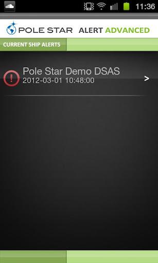 Pole Star Alert