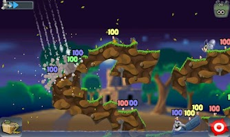 Screenshot of ZZ Worms