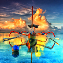 by Gung Yudha - Landscapes Waterscapes