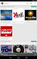 Screenshot of laut.fm Radio