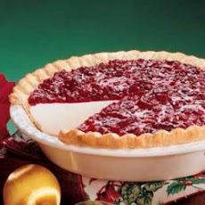 Cranberry Dream Pie