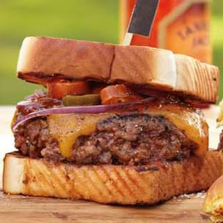 Texas Burger Recipes