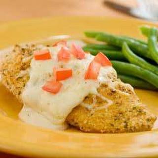 Baked Chicken Parmesan Alfredo Recipes