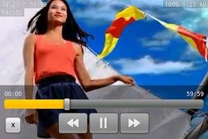 Screenshot of Act 1 Video Player