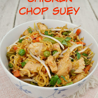 Chop Suey Sauce Chinese Recipes