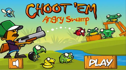 Angry Swamp ChootEm
