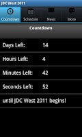 Screenshot of JDC West 2011