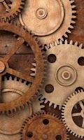 Screenshot of Rusty gears free livewallpaper