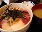 【渋谷ランチ】海鮮丼(吉成)
